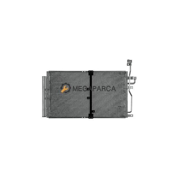 Chevrolet Captiva Klima Radyatörü
